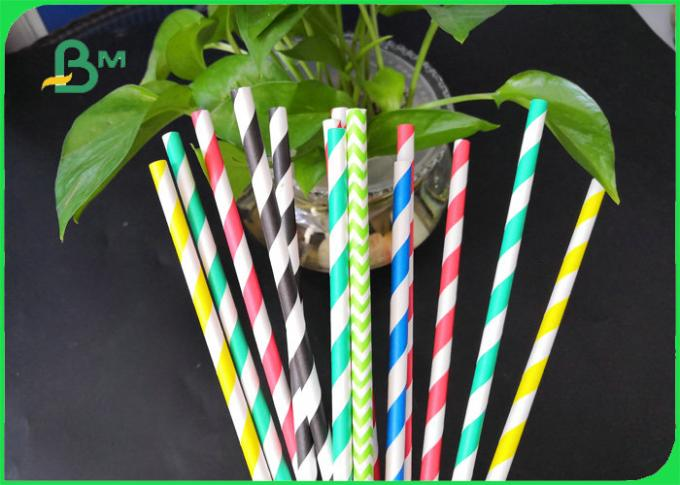 Eco-friendly & Safe Ink Degradable printable Food Grade Paper For Paper Straws